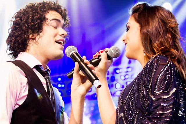 Bastidores + apresentação com Sam Alves na The Voice Tour em SP!